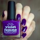 piCture pOlish Violet Femme (Violet Femme) (автор - s_ekaterinad)