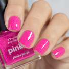piCture pOlish Pinkie (author - Ohotnica)