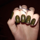 piCture pOlish Mossy (Mossy) (автор - Ника)