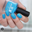 piCture pOlish Alice (Alice) (автор - ananas_nails)