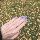 Bow Nail Polish Feeling Good (автор - Themadqueen)