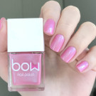 Bow Nail Polish Flower Bomb