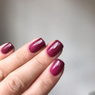 Bow Nail Polish Left behind (author - Themadqueen)