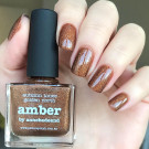 Picture Polish Amber (author - Themadqueen)