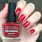 piCture pOlish Christine (author - Themadqueen)
