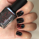 Cadillacquer Darth Vader (author - Дина В.)