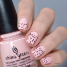 Whats Up Nails B032 Floral Swirls