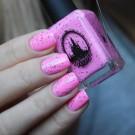 Enchanted Polish Polka Dot Bikini (author - rareasruby_nails)