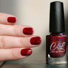 Colors by Llarowe The Mighty Red Baron (автор - lu_nails_)