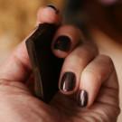 ILNP Chocolate Slate (author - lu_nails_)