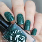 Ginger Polish Blue Spruce (author - sunrise_nails)