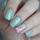 Dance Legend 03 White (автор - sunrise_nails)