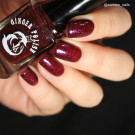 Ginger Polish Crazy (автор - sunrise_nails)