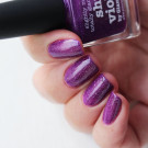 piCture pOlish Shy Violet (author - Skoronna)