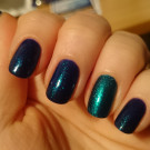 Bow Nail Polish Dating An Alien (author - Елена)