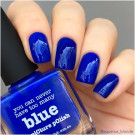 piCture pOlish Blue (author - Aquarius_blonde)