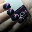 Bow Nail Polish Gravity (author - Shumka_nails)