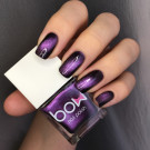 Bow Nail Polish Alpha Omega (автор - musakanails)