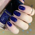 CELANASTE Starry Sky (author - musakanails)