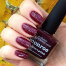 piCture pOlish Monroe (author - musakanails)