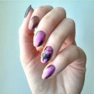 Bow Nail Polish Doomsday (author - Mary_ko77)