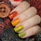 Ginger Polish Autumn Leaves (author - ИринаА.)