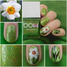Bow Nail Polish Treehouse (автор - nails_galinavoropay)