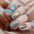 Cadillacquer Bragi (author - nails_galinavoropay)