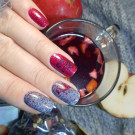 Cadillacquer The Fire Trials (author - nails_galinavoropay)