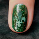 Ginger Polish Dryad (автор - nails_galinavoropay)