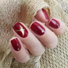 piCture pOlish Bordeaux (author - nails_galinavoropay)