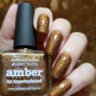 piCture pOlish Amber (автор - ms.samulenka)