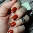 Bow Nail Polish Hex (author - _riddle.tula_)