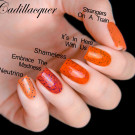 Cadillacquer Embrace The Madness (автор - Елизавета К.)