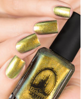 Enchanted Polish Mean Mr. Mustard