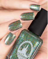 Enchanted Polish Mermaid