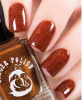 Ginger Polish Autumn Leaves