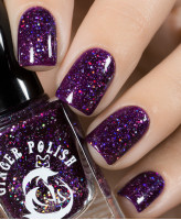 Ginger Polish Purple Night