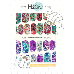 H2Oh! F016