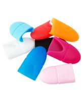 IRISK Колпачки силиконовые для снятия лака, 10шт.
