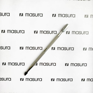 Пушер для кутикулы Masura двусторонний купить за 279 руб. в Москве, цены в интернет-магазине ЛакоДом, доставка по России и СНГ