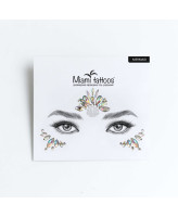 Miami Tattoos Кристаллы для лица Princess
