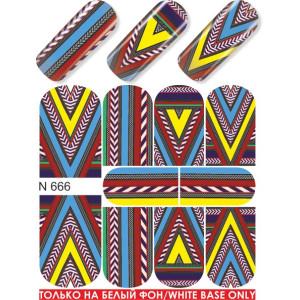 MILV N 666