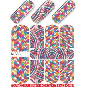 MILV N 668