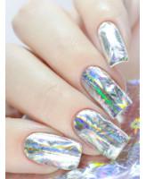 MILV Фольга для дизайна ногтей голография 11
