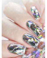 MILV Фольга для дизайна ногтей голография 16