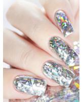 MILV Фольга для дизайна ногтей голография 18