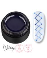Mitty Гелевая паста для дизайна ногтей Blue