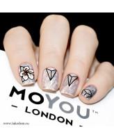 MoYou London Flower Power 21