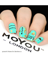 MoYou London Глиттер Pot Of Gold